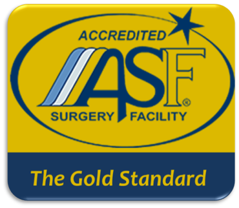 Benefits of having an AAAASF certified Surgery Center